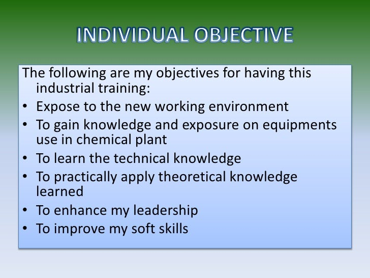industrial training essay The training strategy for strong, sustainable and balanced growth addresses  strate-  ness and labour, government and training providers, at the local,  industry.