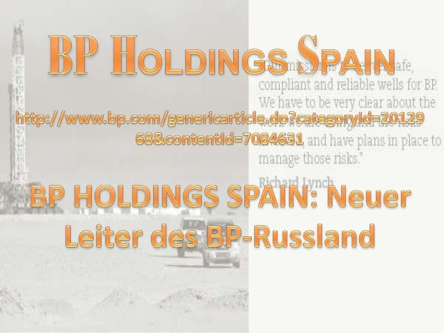 BP gab heute die Ernennung von Michael Townshend als Senior Vice President -Russland-BP-Gruppe, Bob Dudley, BP Group Chief...