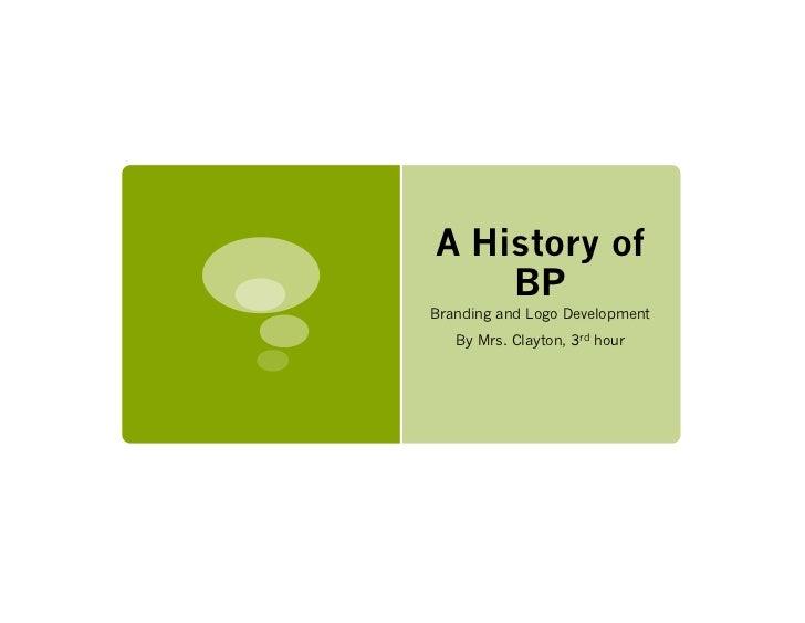 BP Logo Powerpoint