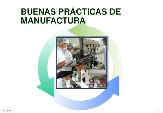 Buenas pr cticas de manufactura 2014 for Buenas practicas de manipulacion de alimentos