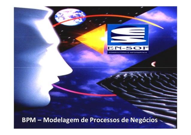 BPM – Modelagem de Processos de Negócios
