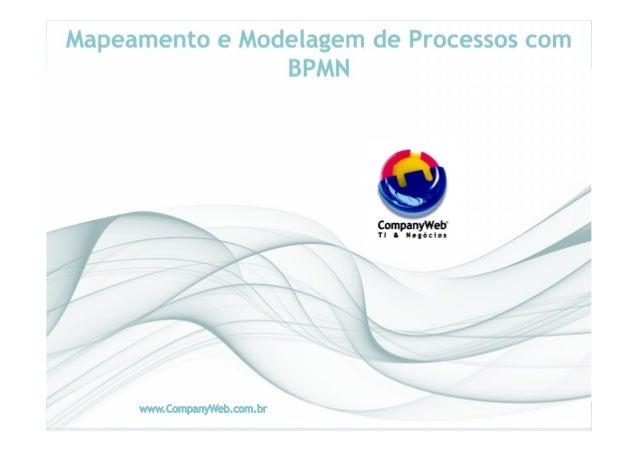 Visão Geral da Notação BPMN - Gestão por Processos (BPM)