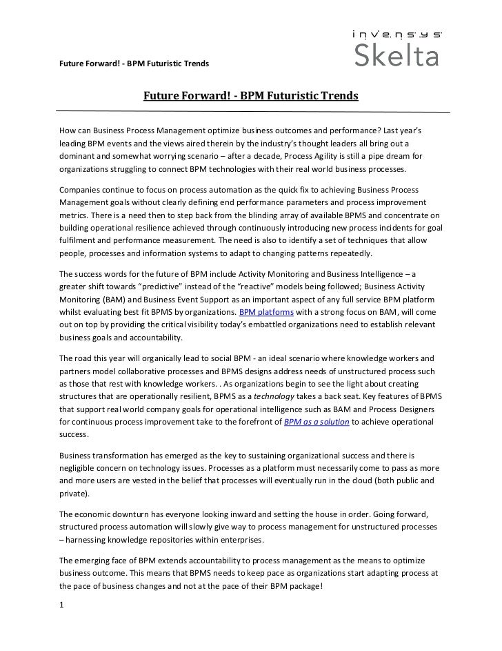 Bpm trends future_forward