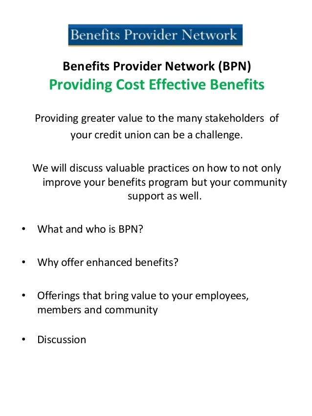 BPN presentation