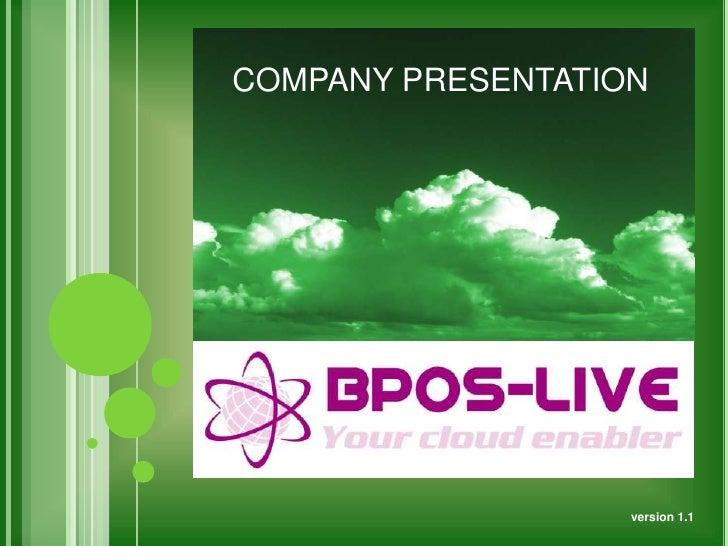 Bpos live company presentation-june 2010_v1