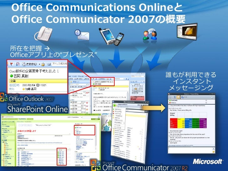 Microsoft BPOSの紹介