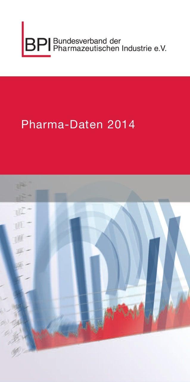 Pharma-Daten 2014
