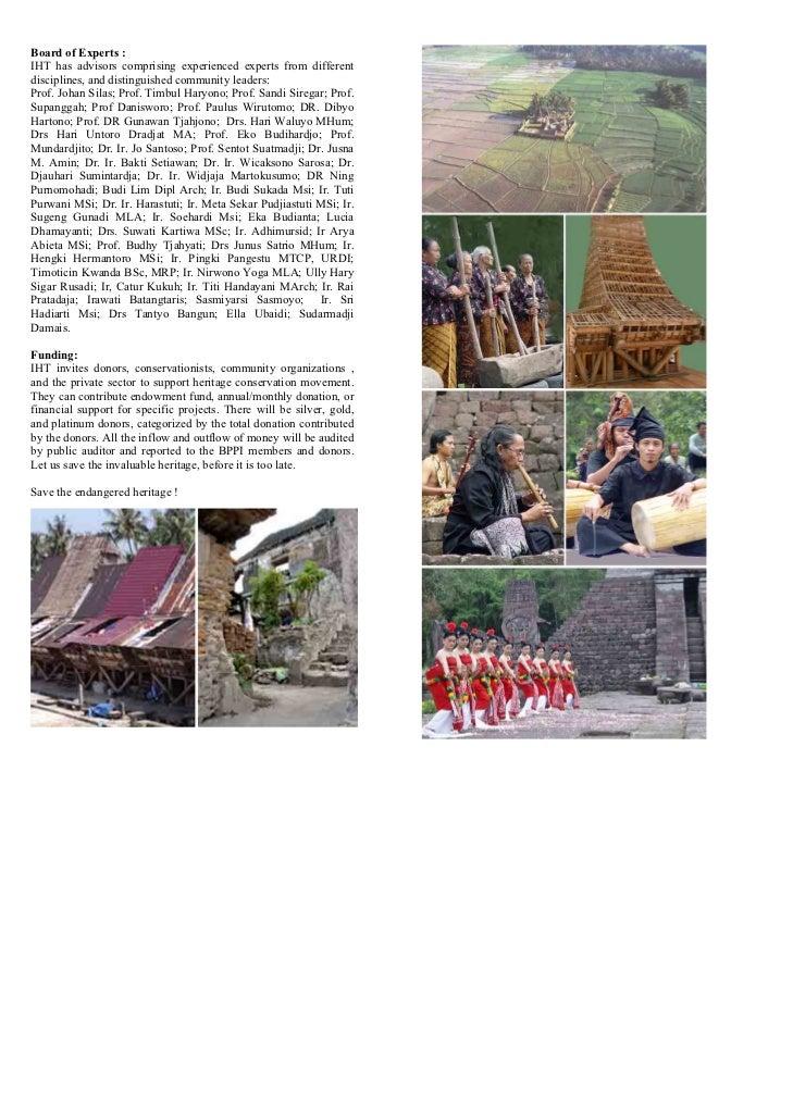 Indonesia Heritage Trust