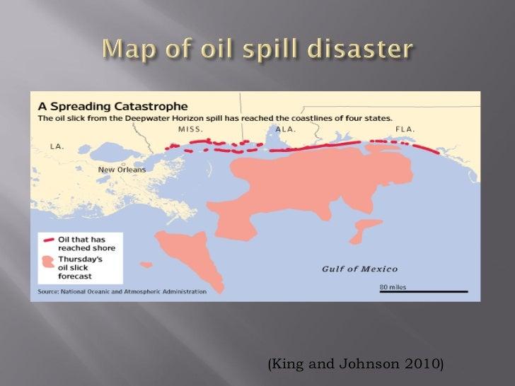 Bp Oil Spill Research Paper