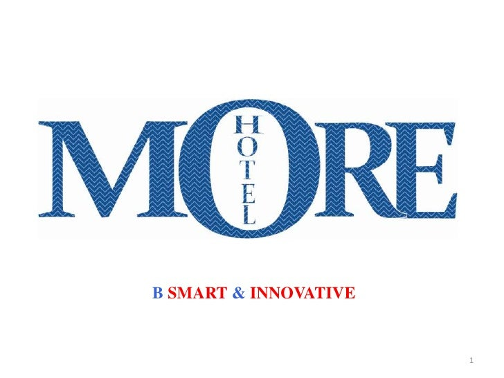 1<br />BSMART&INNOVATIVE<br />