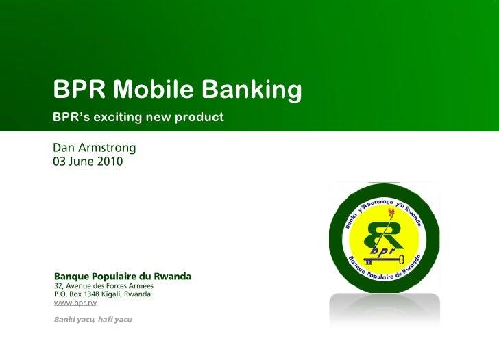 BPR Mobile Banking