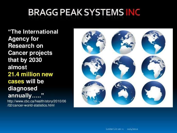 Bragg Peak Particle Therapy Explained
