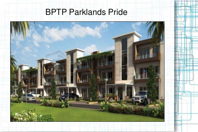 BPTP Parklands Pride Sector 77 Call @ 09999536147 In Faridabad