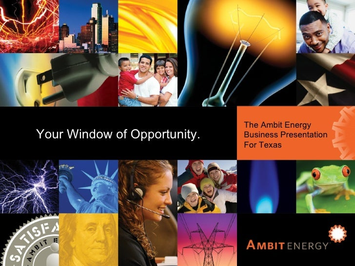 Ambit Energy Business Opportunity in Texas