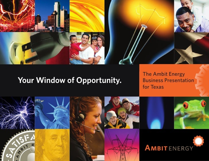 Ambit Energy Presentation For Consultant