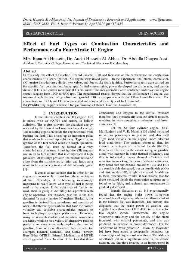 Dr. A. Hussein Al-Abbas et al. Int. Journal of Engineering Research and Applications www.ijera.com ISSN : 2248-9622, Vol. ...