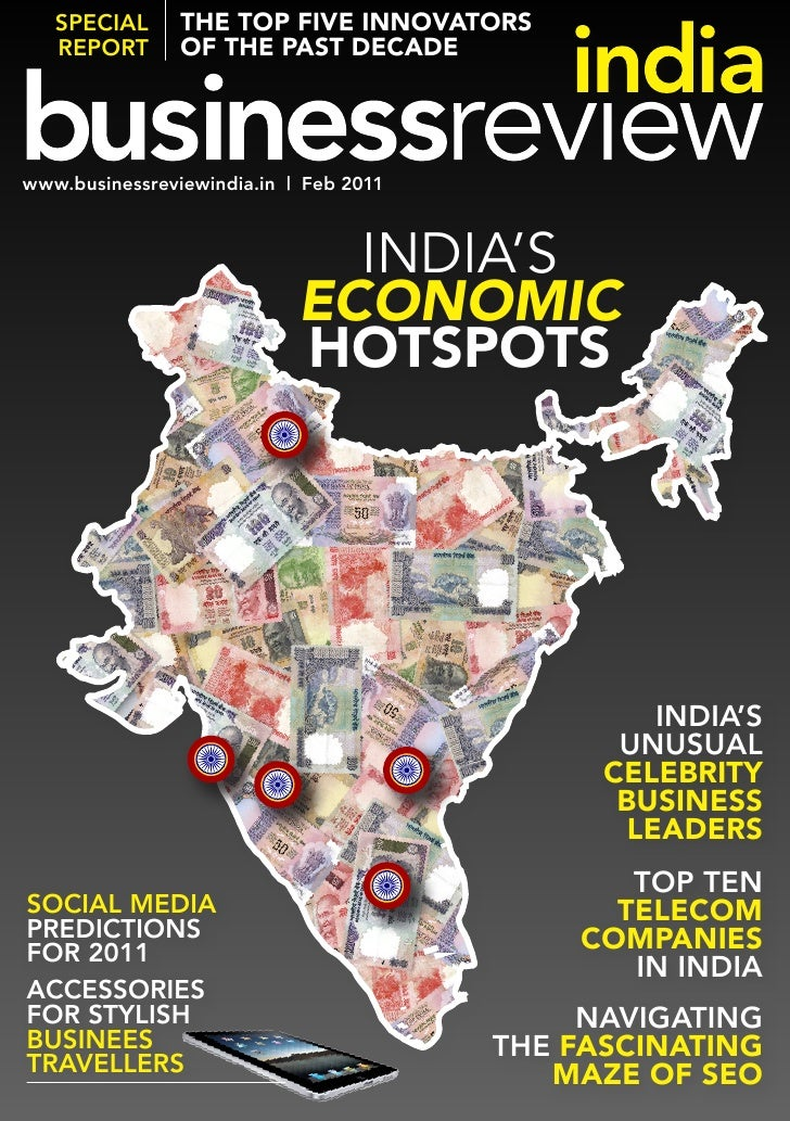Business Review India February 2011