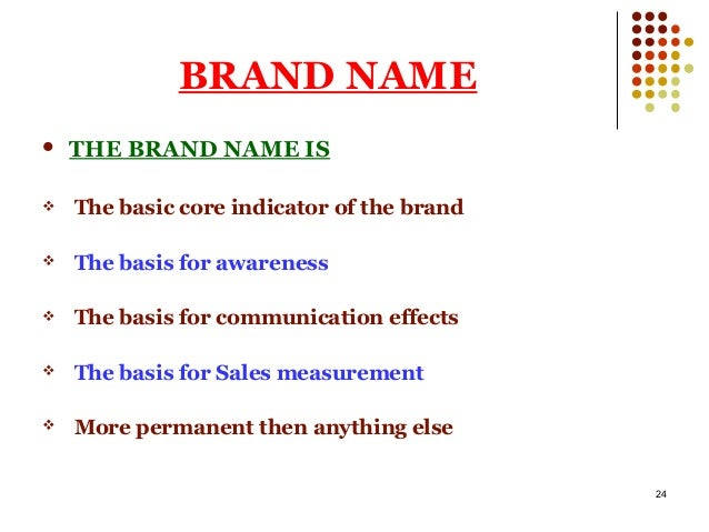 the importance of the brand name What comes to mind when you hear the company name,  other brand logos clearly show what the company does, which helps consumers understand what you can do for them immediately .