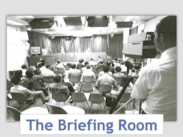 The Briefing Room