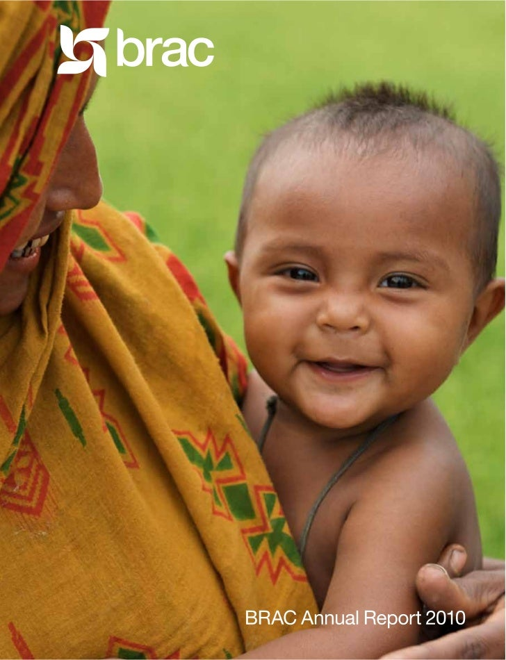 BRAC Annual Report 2010 1A member of our Ultra Poor programmeholding her child in Pirgacha, Rangpur.