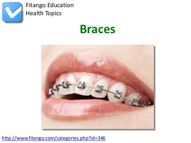 Fitango Education          Health Topics                                Braceshttp://www.fitango.com/categories.php?id=346