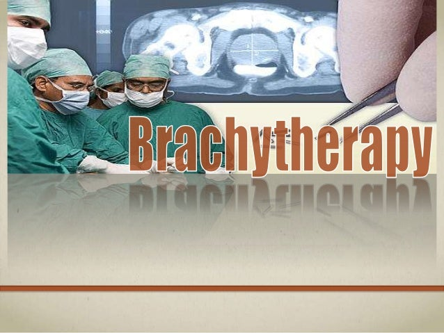 Two major categories for the application of radiation for cancer treatment are externalbeam therapy and brachytherapy. For...