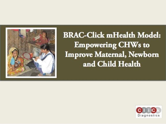 Mobile Maternal, Newborn, and Child Health (MNCH) with BRAC in Bangladesh