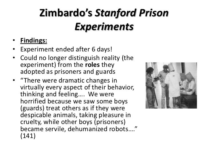 stanford prison experiment summary essay Critics consensus: as chillingly thought-provoking as it is absorbing and well- acted, the stanford prison experiment offers historical drama that packs a.