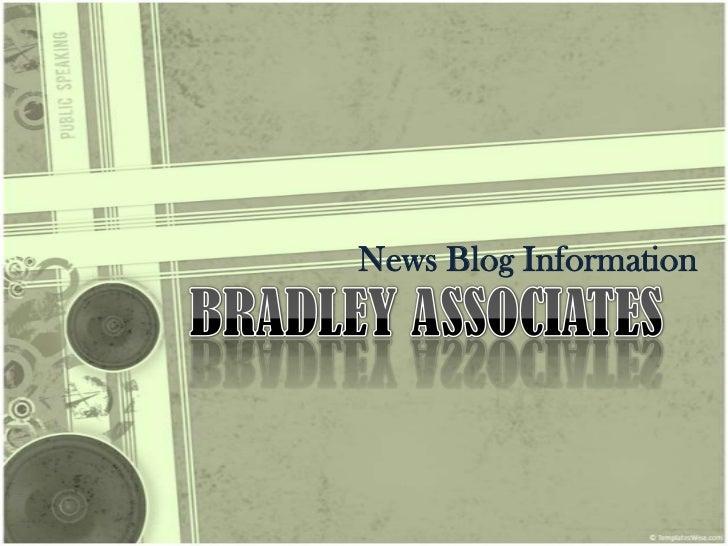 News Blog Information