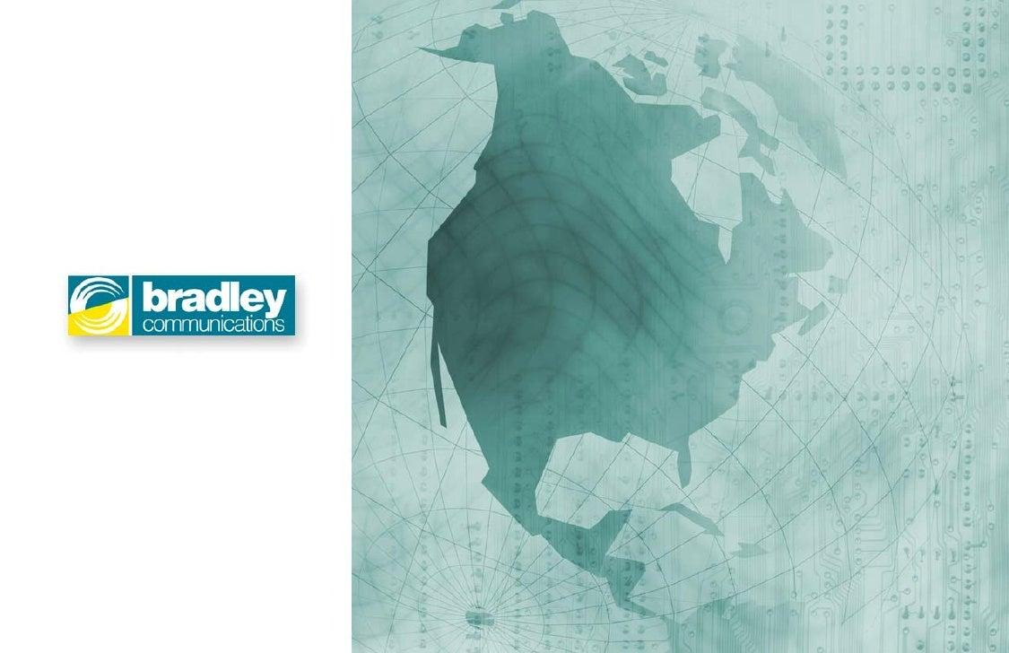 Bradley Communications Portfolio