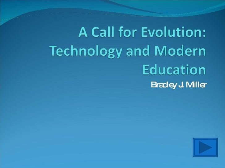 Brad Millers Persuasive Powerpoint 2003 Version