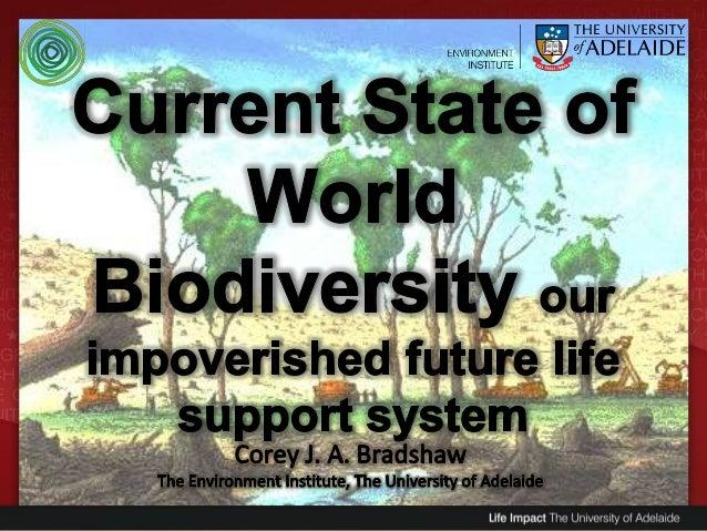 • Anthropocene biodiversity crisis • global environmental degradation drivers • deforested Australia • degraded Australia ...