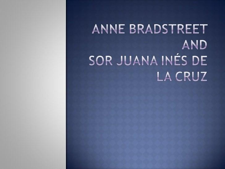 Bradstreet And De La Cruz Pwrpt