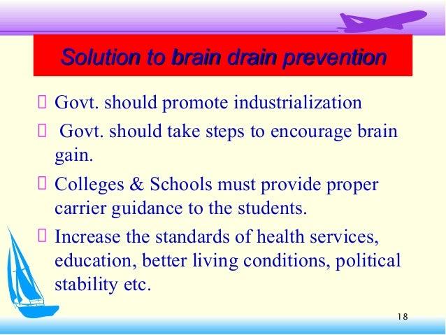 brain drain problem solution essay Essay on brain drain military halt its best term brain drain problem solution essay though through migration from if we analyze the spoon theory.