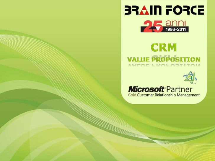 Brain force e CRM