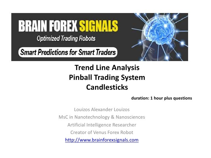 Trend Line Analysis Pinball Trading System Candlesticks duration: 1 hour plus questions<br />Louizos Alexander Louizos <br...