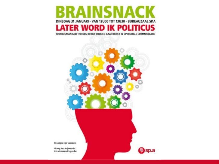 Brainsnack - sp.a