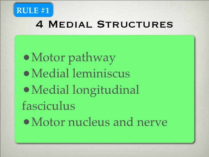 medial medullary syndrome pdf free