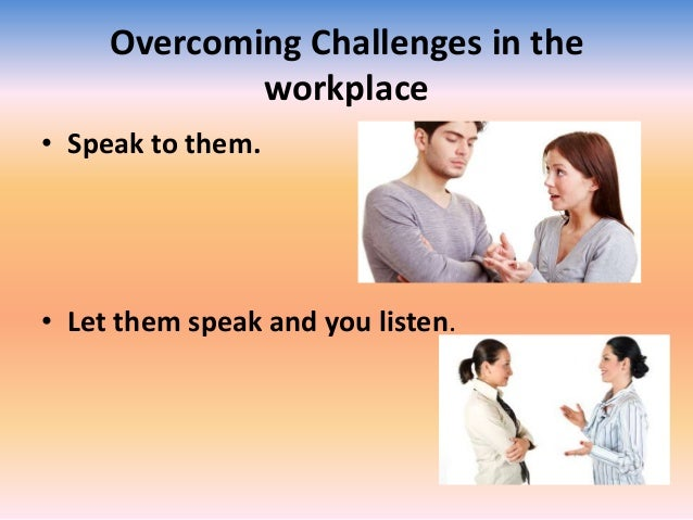 """issues affecting communication in the workplace Workplace communication, organization development  """"the single biggest  problem with communication is the illusion that it has taken place."""