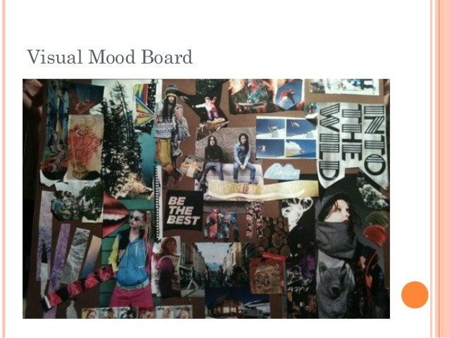 Visual Mood Board