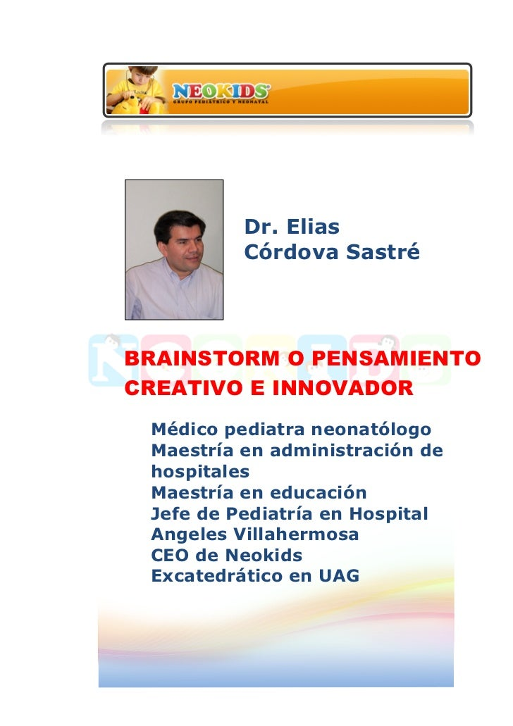 Dr. Elias                 Córdova Sa...