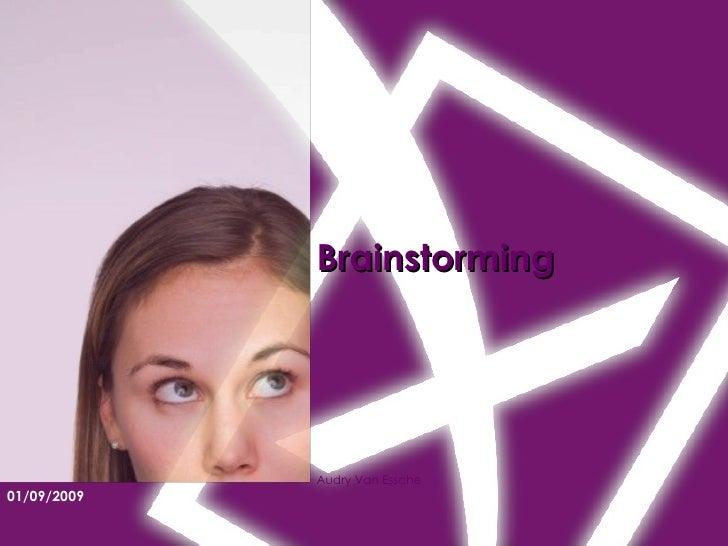 Cover .Net Magazine Septembre 2008 Brainstorming Audry Van Essche