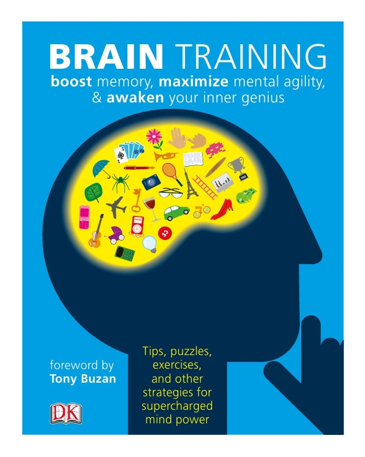 BRAINmaximize mental agility,boost memory,              TRAINING      & awaken your inner genius              Tips, puzzle...