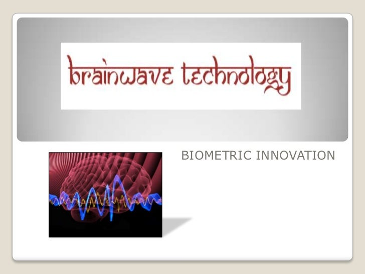 BIOMETRIC INNOVATION<br />