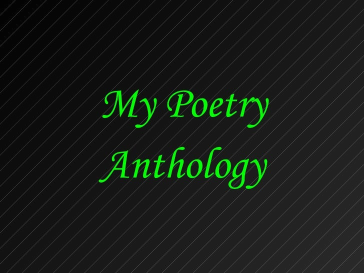 Bramwell\'s Poetry Anthology