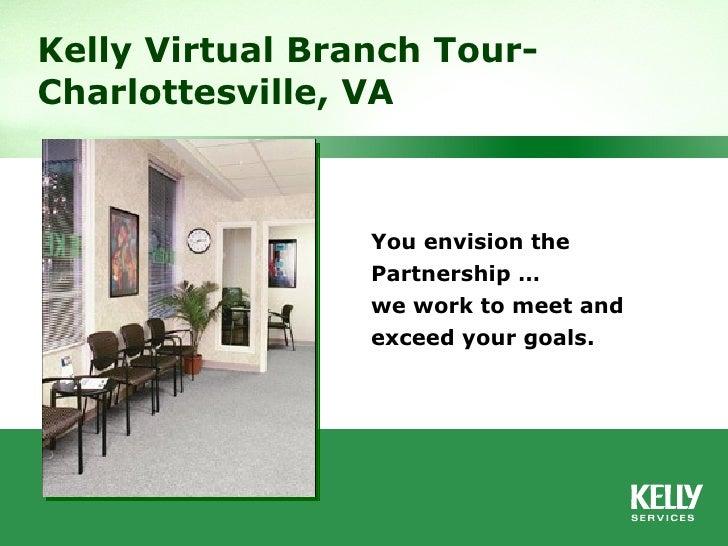 Branch Tour   Charlottesville