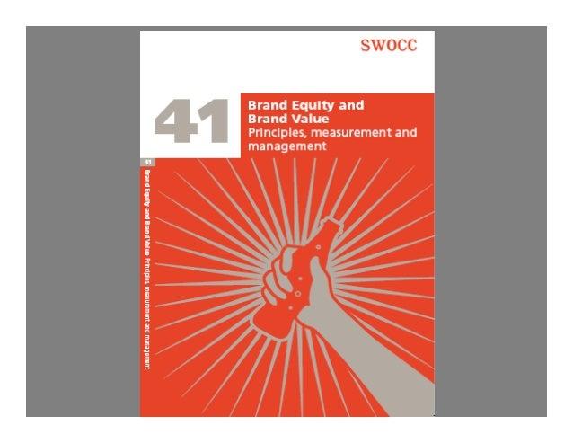 Brand Equity = ?•   Brand knowledge•   Brand strength•   Brand power•   Brand esteem•   Brand perceived quality•   Brand r...