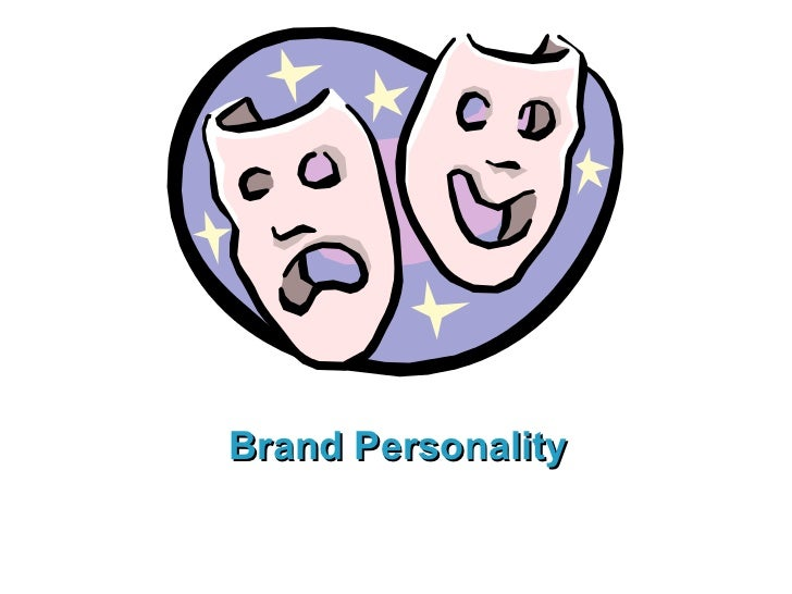 thesis on brand personality