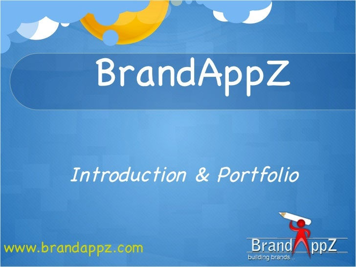 BrandAppZ Introduction & Portfolio www.brandappz.com