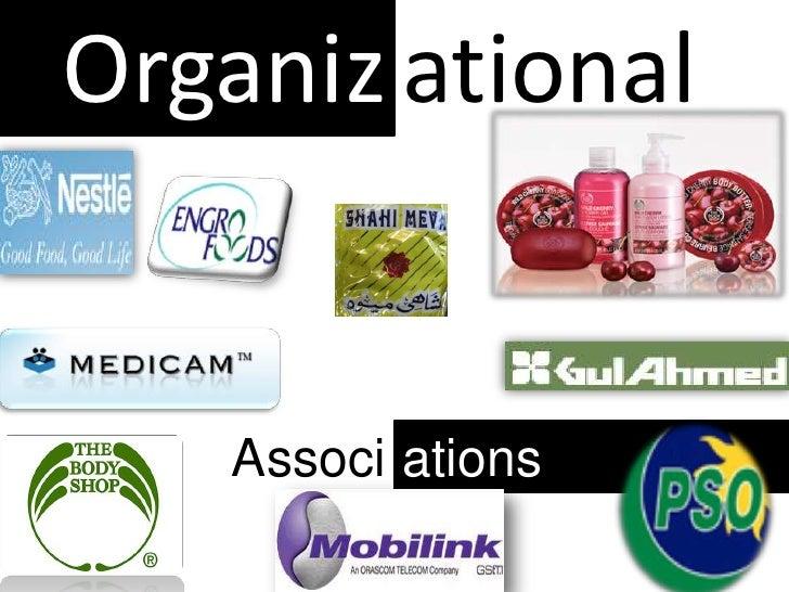 ational<br />Organiz<br />Associ<br />ations<br />